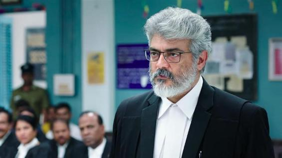 Ajith Kumar's Nerkonda Paarvai censored