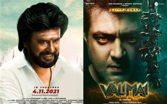 Ajith, Rajinikanth to clash at the festival box-office once again!
