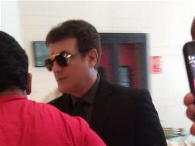 Ajith reveals his Valimai look! Fans go berserk!