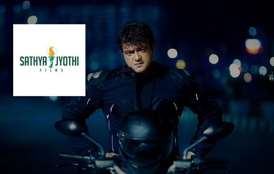 Ajith to begin Thala 62 with Sathya Jyothi Films i...