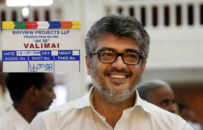 Ajith to resume H. Vinoth directed Valimai! Release Plans out!