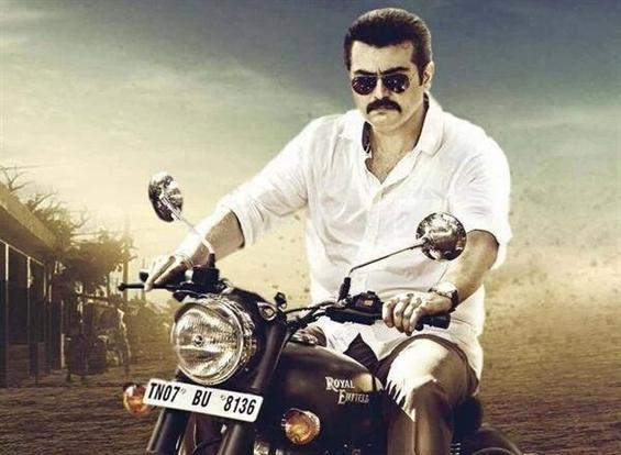 Ajith to shoot race sequences in Switzerland for V...