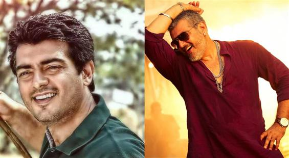 Ajith to sport two different get-ups in Viswasam