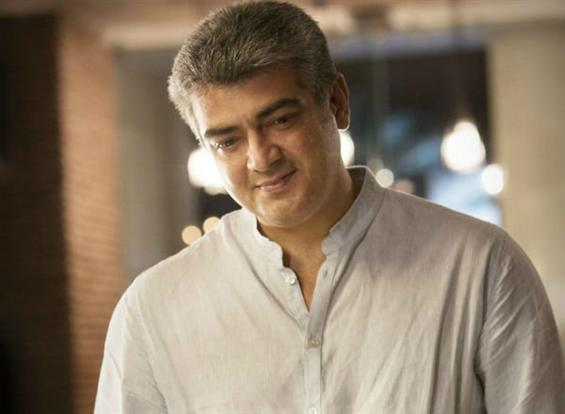 Ajith wraps the first schedule of Valimai