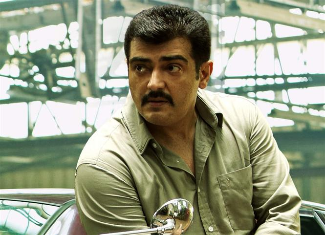 Ajith's Valimai not to be shot overseas anymore?