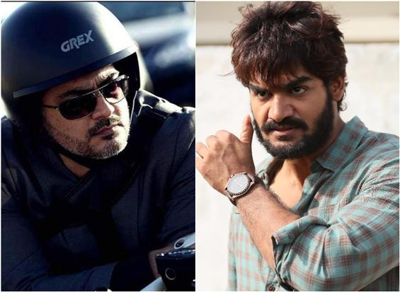 Ajith's Valimai resumes shooting! Details here: