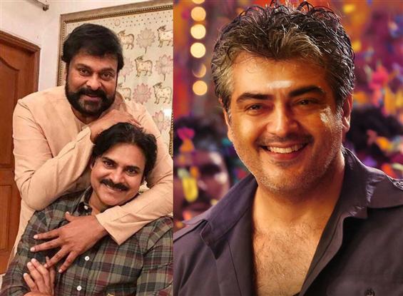 Ajith's Vedalam Telugu Remake gets Chiranjeevi aft...
