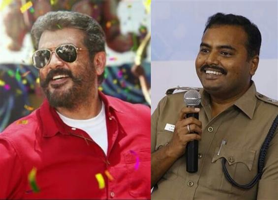 Ajith's Viswasam praised by Chennai Deputy Commiss...