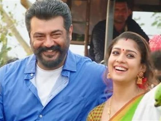 AK 60 to be Ajith, Nayanthara's fifth movie?