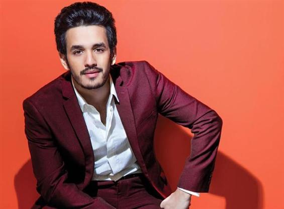 Akhil 4 starts rolling in Hyderabad