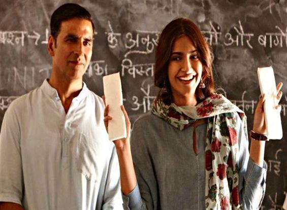 Akshay Kumar's Padman crosses 50 crore mark at the...