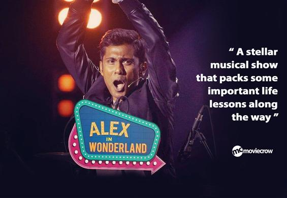 Alex In Wonderland - A breath of fresh air!