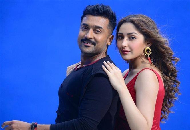 All Kaappaan characters are two-faced, says director K.V. Anand!