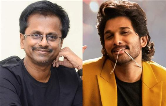 Allu Arjun fans excited over A.R. Murugadoss movie...