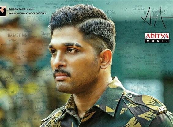 News Image - Allu Arjun's film to release in Tamil as En Per Surya En Naadu India image
