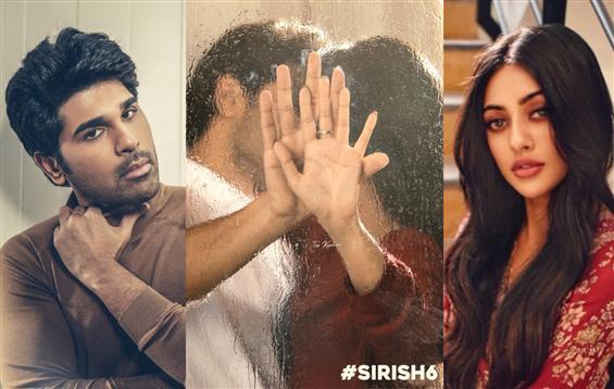 Allu Sirish, Anu Emmanuel movie gears up for first...