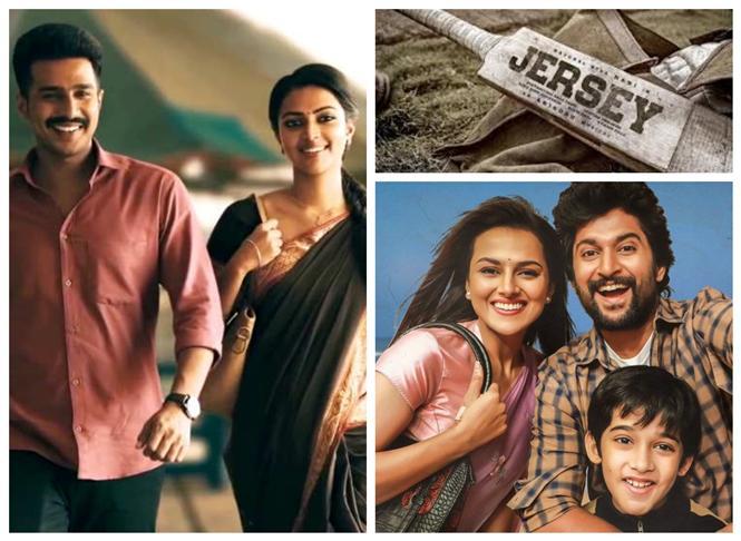 Amala Paul reunites with Vishnu Vishal for Jersey Tamil Remake!