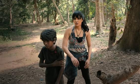 Amala Paul's Adho Andha Paravai Pola Teaser