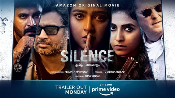 Amazon Prime Video announces Silence Trailer relea...