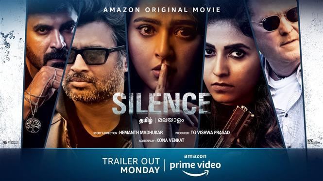 Amazon Prime Video announces Silence Trailer release date!