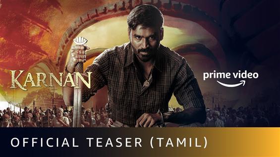 Amazon Prime Video unveils Karnan teaser, OTT release date!