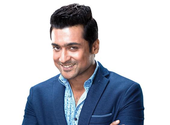 Ambasamudram set for Suriya 36 in Chennai