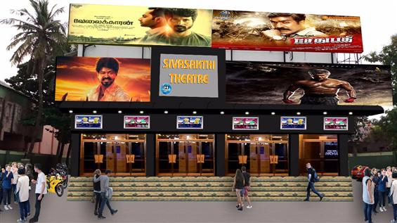 Amidst Kollywood strike, Theatre in Chennai offers...