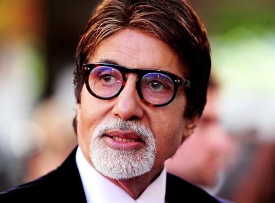 Amitabh Bachchan is back to home hale and healthy!...