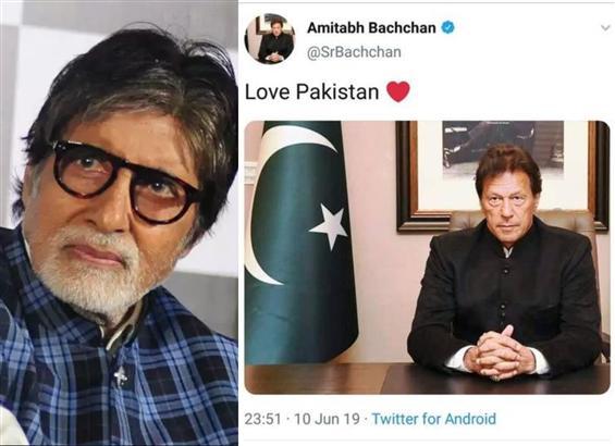 Amitabh Bachchan's Twitter Account falls prey to c...