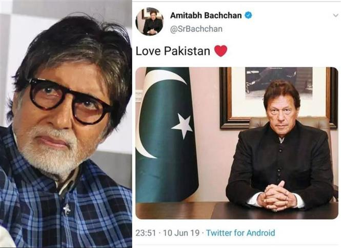 Amitabh Bachchan's Twitter Account falls prey to cyber-attack! Hackers post threatening tweets!