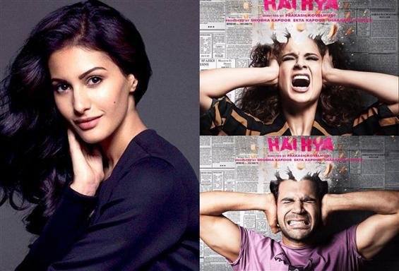Amyra Dastur teams up with Kangana Ranaut, Rajkummar Rao for Mental Hai Kya