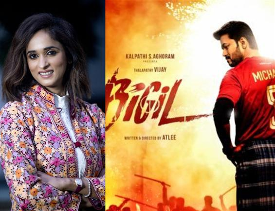 An Exclusive Update about Thalapathy Vijay's Bigil