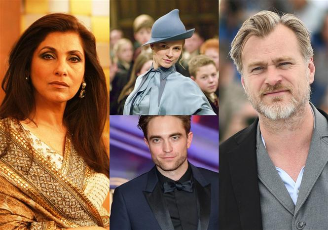 An Indian Actress, a Twilight Star & Fleur Delacour from Harry Potter in Christopher Nolan's Tenet!