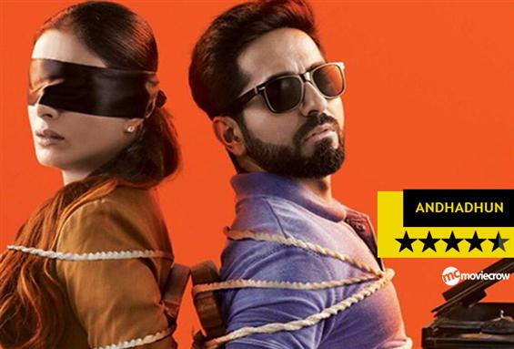 Andhadhun Review - The Bloody Brilliant Film Of Th...
