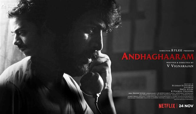 Andhaghaaram Review - A slow burn thriller that is excruciatingly complex and keeps you fascinated!