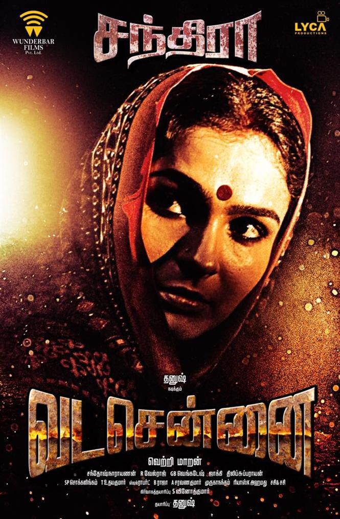VADA CHENNAI (2018) Tamil DHANUSH + Jukebox + Online Español 146547_thumb_665