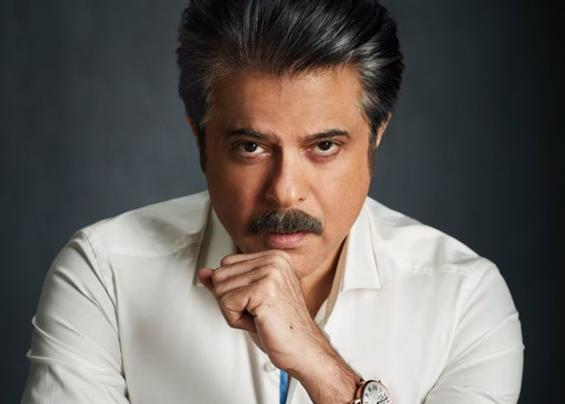 Anil Kapoor's look in 'Fanney Khan' revealed