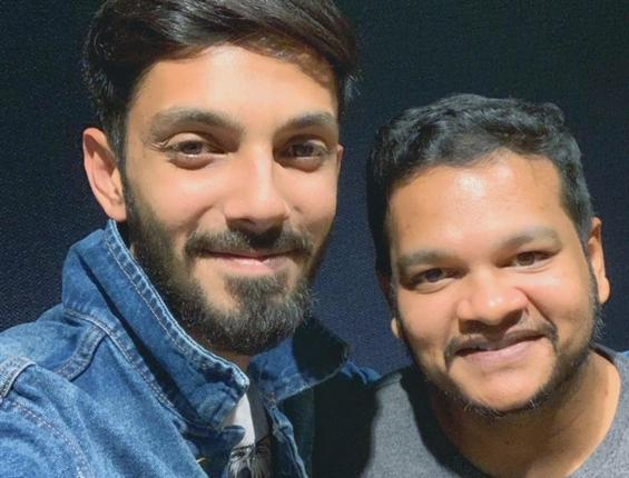 Anirudh & Ghibran team up for the first time!