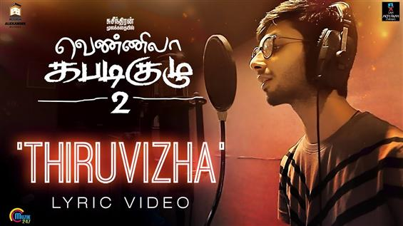 Anirudh croons for Vennila Kabaddi Kuzhu 2 First S...