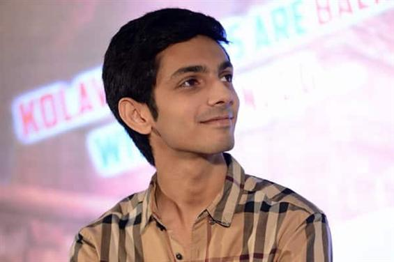 Anirudh out of much-awaited biggie