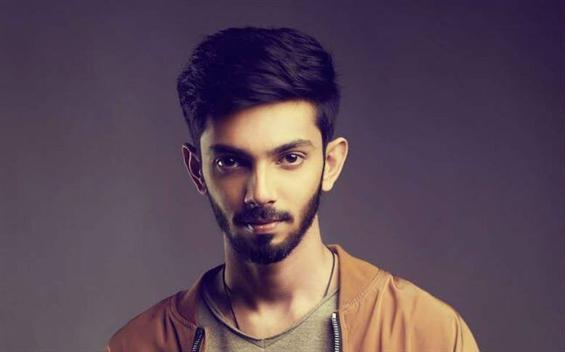 Anirudh's update on Rajinikanth's Darbar