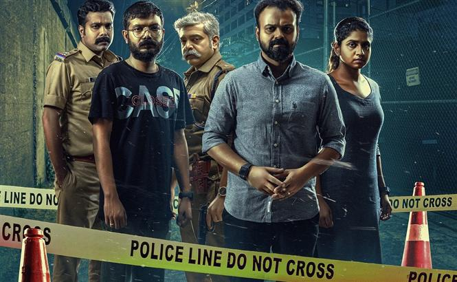 Anjaam Paathira Review - A Mediocre Thriller Where Nothing Affects.