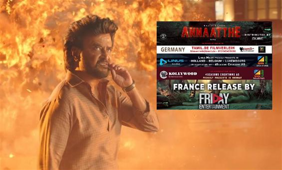 Annaatthe gears up for grand release in Europe!