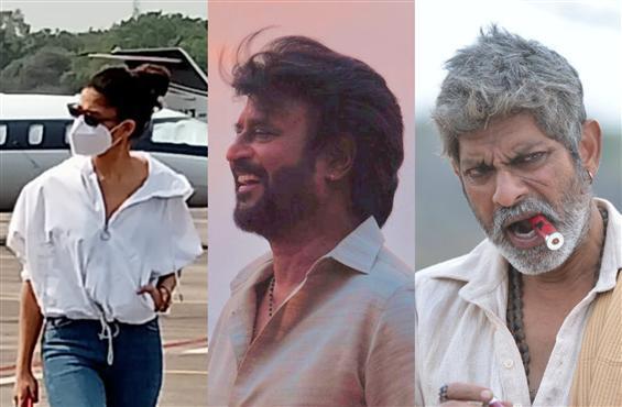 Annaatthe: Nayanthara resumes shooting! Jagapathi Babu to top Basi Reddy evil!