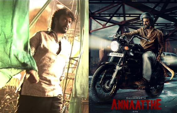 Annaatthe second look, motion poster leaves fans impressed!