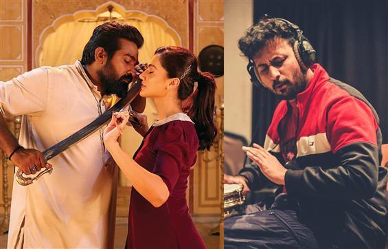 Annabelle Sethupathi: Krishna Kishor debuts as film composer!
