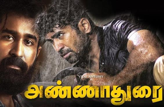 Annadurai Review - Double the action , half the fu...