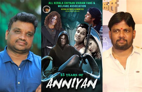 Anniyan controversy: Arivazhagan, Chimbu Devan support Shankar!