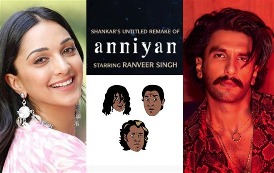 Anniyan Hindi remake to release in theaters, confirm producers!