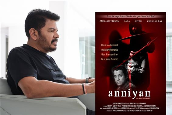Anniyan producer sends a scathing letter, legal notice to director Shankar!